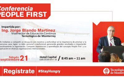 Estrategia Educativa Edumarketing y el TEC de Monterrey los invitan a jornada de formación