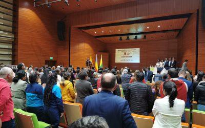 """Lanzamiento """"Alianza por la Educación en Municipio de Chía"""""""